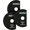 ROCKWELL 3-Pack High Speed Steel Oscillating Tool Blades