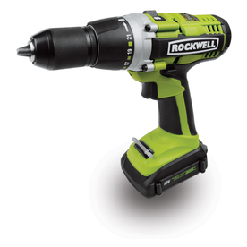 Shop Series by Rockwell 18-Volt Drill/Driver Cordless Drill