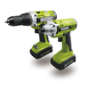ROCKWELL 18-Volt Lithium Ion Drill/Driver and Impact Driver Kit