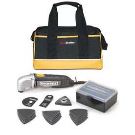 ROCKWELL 20-Piece SoniCrafter Project Kit