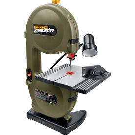 Shop Series by Rockwell 9-in 2.5-Amp Stationary Band Saw