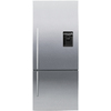 Fisher & Paykel 4 Series 13.5-cu ft Bottom-Freezer Refrigerator with Single Ice Maker (EZKleen Stainless Steel)