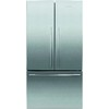 Fisher & Paykel 5 Series 20.1-cu ft French Door Refrigerator (EZkleen Stainless Steel) ENERGY STAR