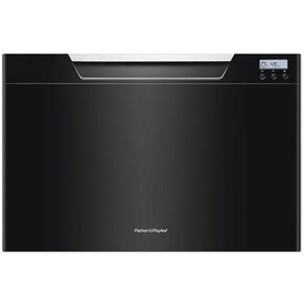 Fisher & Paykel 24-in Drawer Dishwasher (Black) ENERGY STAR