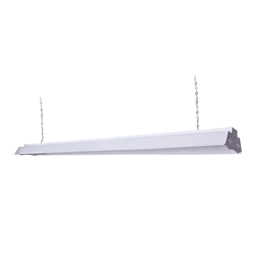 Shop Utilitech Fluorescent Shop Light Common: 4-ft; Actual