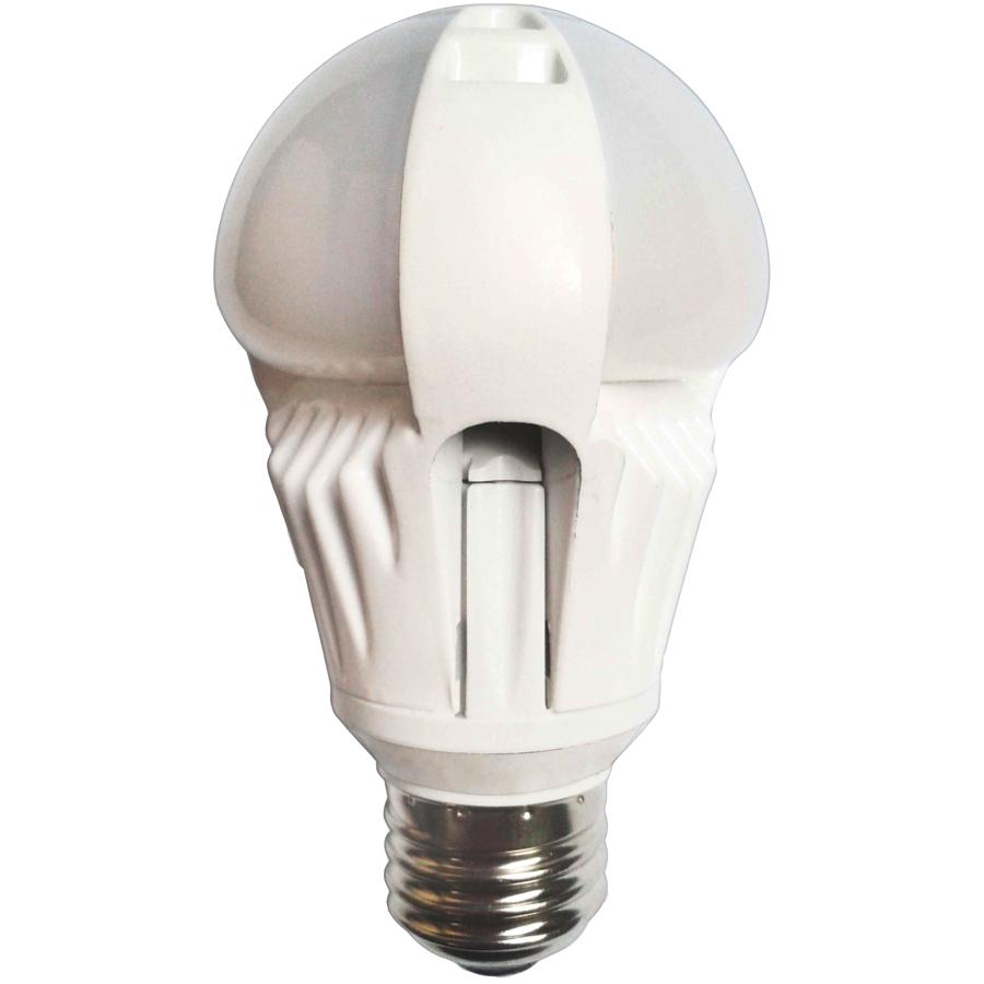 Shop Utilitech Pro 12 Watt 60w Equivalent Medium Base E 26 Daylight Dimmable Decorative Led