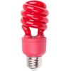 13-Watt (60W Equivalent) 3,000K Medium (E-26) Base Red Decorative CFL Bulb