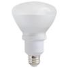 Utilitech 15-Watt (65W Equivalent) 3,500K Medium (E-26) Base Bright White Decorative CFL Bulb ENERGY STAR