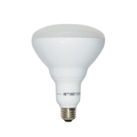 3-Pack Utilitech Pro 12-Watt Dimmable Soft White LED Bulbs