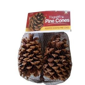 Table Top Pinecone Decoration