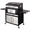 North American Outdoors Charcoal Grill