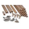 AZEK 96-in Brownstone Composite Deck Railing Kit