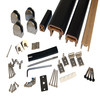 AZEK 96-in Black Composite Deck Railing Kit