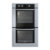 Bosch 300 Series 27-in Self-Cleaning Convection Double Electric Wall Oven (Stainless)
