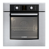 Bosch 500 Series 27-in Self-Cleaning Convection Single Electric Wall Oven (Stainless)