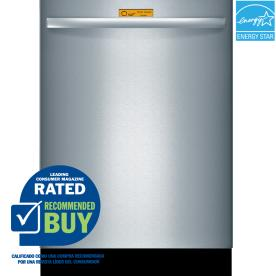 Bosch 800 Series 24-in Quiet Clean Built-In Dishwasher (Stainless Steel) ENERGY STAR