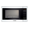 Bosch 1.5 cu ft Built-In Convection Microwave (White)