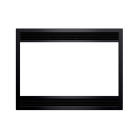 Bosch 30-in Black Convection Microwave Trim Kit