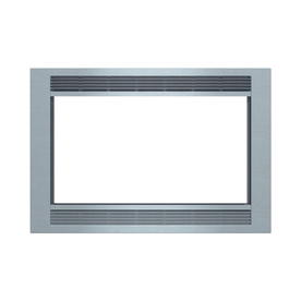 "Bosch 27"" Stainless Steel Microwave Trim Kit"
