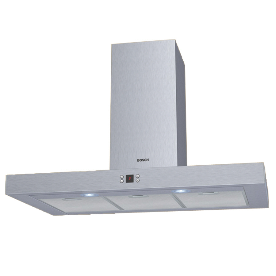 Lowe S Range Hoods ~ Shop bosch in ducted wall mounted range hood stainless