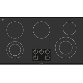Bosch 36-in Smooth Surface Electric Cooktop