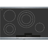 Bosch 800 Series Smooth Surface Electric Cooktop (Black) (Common: 30-in; Actual 31-in)