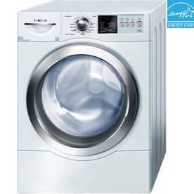 Bosch 4.4 Cu. Ft. Front Load Washer (Color: White) ENERGY STAR®