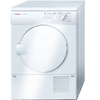 Bosch 300 Series 3.9 cu ft Electric Dryer (White)
