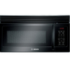 Bosch 1.6 cu ft Over-the-Range Microwave (Black)