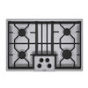 Bosch 300 Series 30-in 4-Burner Gas Cooktop (Stainless)