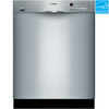 Bosch 300 Series 24-in Built-In Dishwasher with Stainless Steel Tub (Stainless) ENERGY STAR