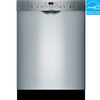 Bosch Ascenta 24-in Built-In Dishwasher (Stainless) ENERGY STAR