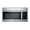 Bosch 1.5 cu ft Over-the-Range Convection Microwave (Stainless Steel)