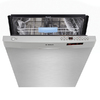 Bosch 800 Series 24-in Built-In Dishwasher (Stainless Steel) ENERGY STAR
