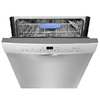Bosch Ascenta 50-Decibel Built-in Dishwasher (Stainless Steel) (Common: 24-in; Actual: 23.625-in) ENERGY STAR