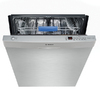 Bosch 500 Series 24-in Built-in Dishwasher with Stainless Steel Tub (Stainless Steel) ENERGY STAR