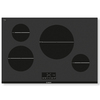 Bosch 500 Series Smooth Surface Induction Electric Cooktop (Black) (Common: 30-in; Actual 31-in)
