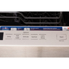 Bosch 800 Series 44-Decibel Built-in Dishwasher (Stainless Steel) (Common: 24-in; Actual: 23.625-in) ENERGY STAR