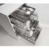 Bosch 500 Series 44-Decibel Built-In Dishwasher (Black) (Common: 24-in; Actual: 23.625-in) ENERGY STAR