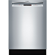 "Bosch 24"" Stainless-Steel Built-In Dishwasher"
