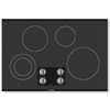 Bosch 500 Series Smooth Surface Electric Cooktop (Black) (Common: 30-in; Actual 31-in)