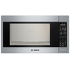 Bosch 500 Series 2.1-cu ft Built-In Microwave with Sensor Cooking Controls (Stainless Steel)