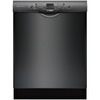 Bosch 300 Series 46-Decibel Built-In Dishwasher (Black) (Common: 24-in; Actual: 23.5625-in) ENERGY STAR