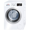 Bosch 500 Series 2.2-cu ft High-Efficiency Stackable Front-Load Washer (White/Silver Trim) ENERGY STAR