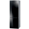Bosch 800 Series 10.07-cu ft Counter-Depth Bottom-Freezer Refrigerator (Black Behind Glass) ENERGY STAR