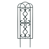 Garden Trellis Selection from Lowes in Copper Wood & Cast Iron