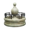 Garden Treasures Scroll Fountain