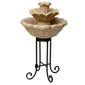 allen + roth Mother's Day 3-Tier Indoor/Outdoor Fountain with Pump