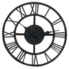 Garden Treasures 15-in Dia Classic Metal Clock