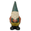  22.63-in H Gnome Design Garden Statue